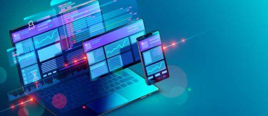 Conception de plateforme web